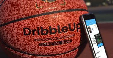 DribbleUp Smart Basketball With Virtual Trainer App