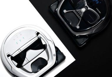 Samsung POWERbot Star Wars Limited Edition Vacuum