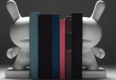 Kidrobot 10″ Dunny Bookends
