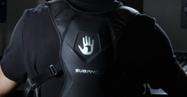 Subpac M2X Pro Wearable Bass