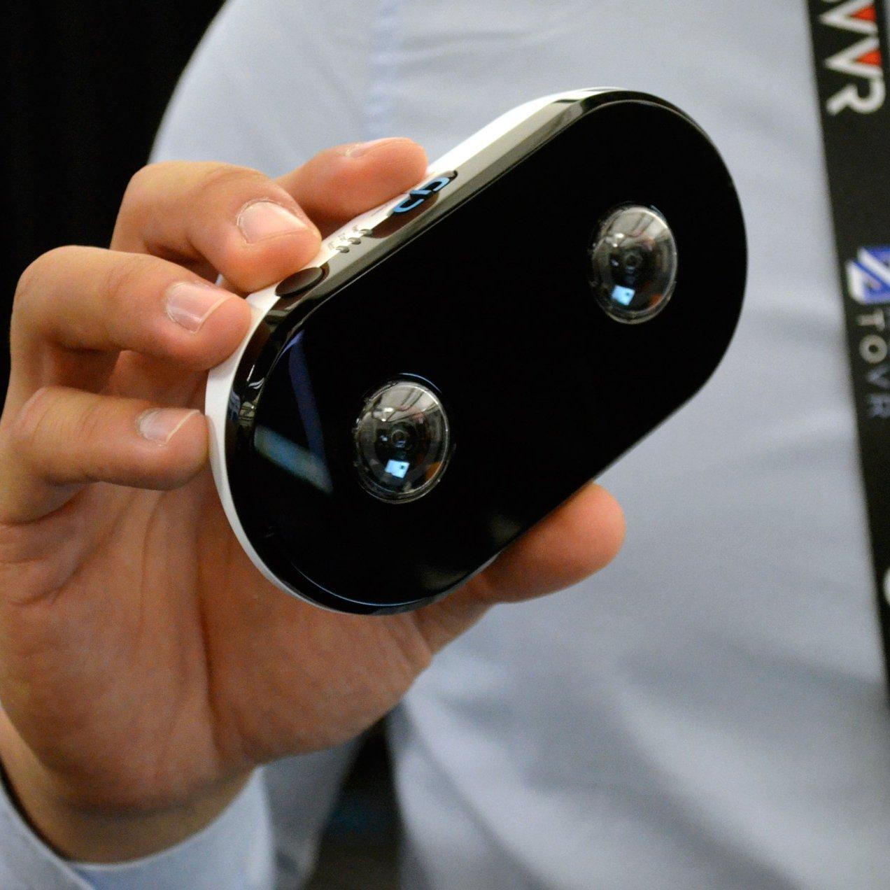 LucidCam 3D VR Camera