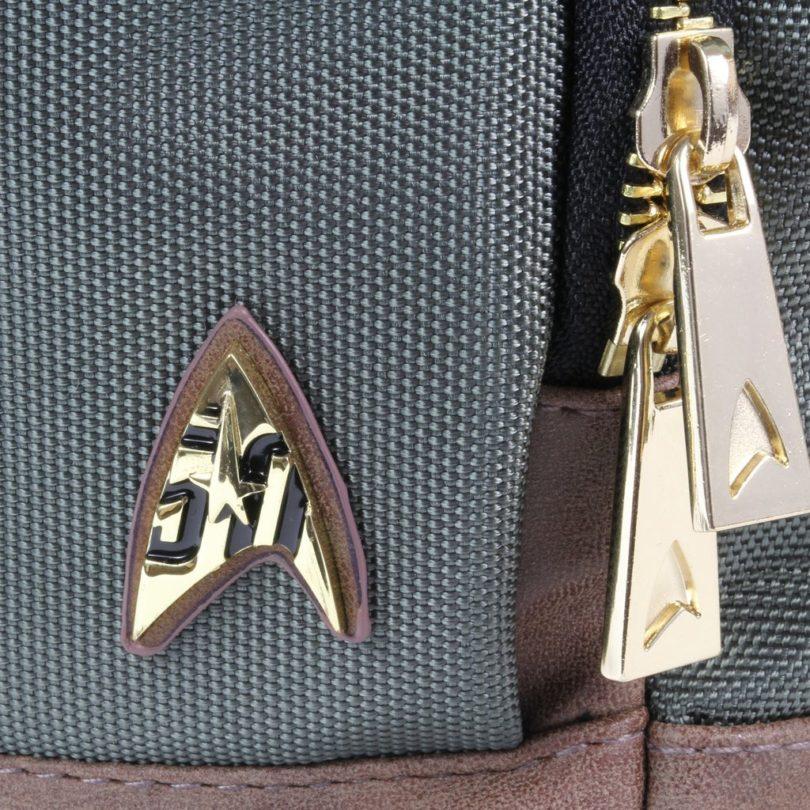Star Trek 50th Anniversary Universal Traveler Duffel Bag