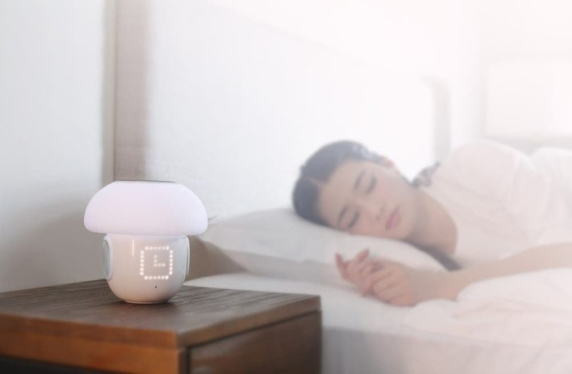 Dulcii LED Light Bulb with Integrated Bluetooth Speaker