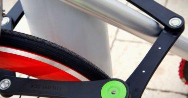 SIGTUNA Folding Bike Lock