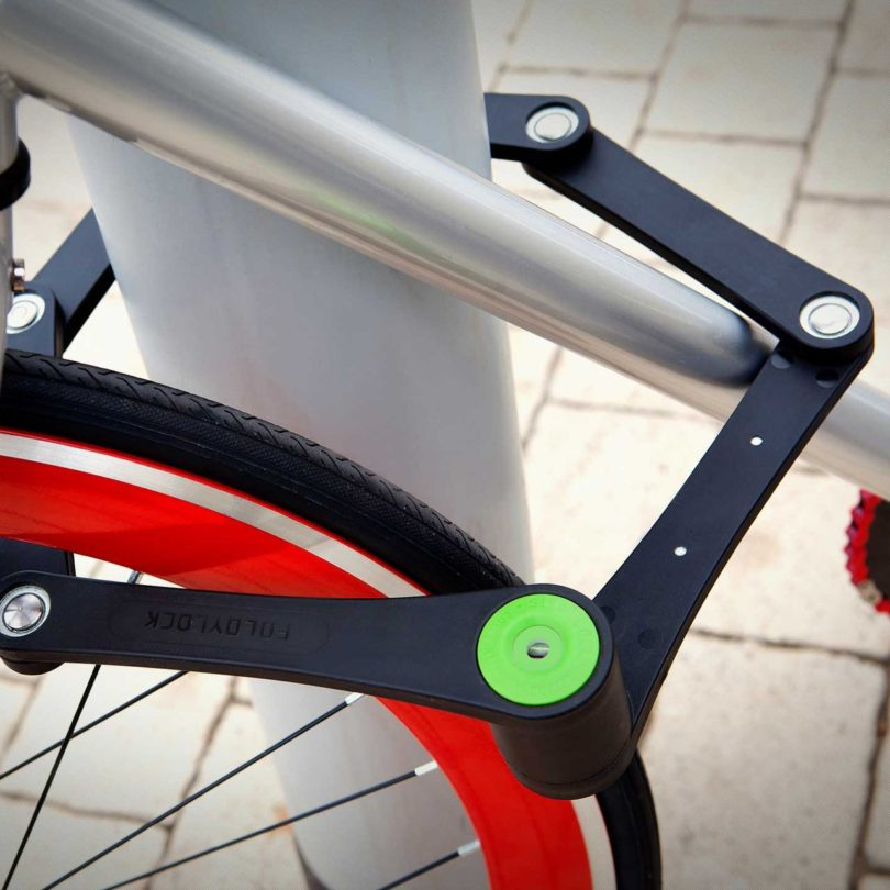 SIGTUNA Folding Bike Lock