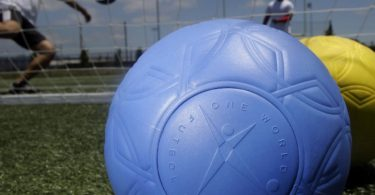 One World Futbol Indestructible Soccer Ball