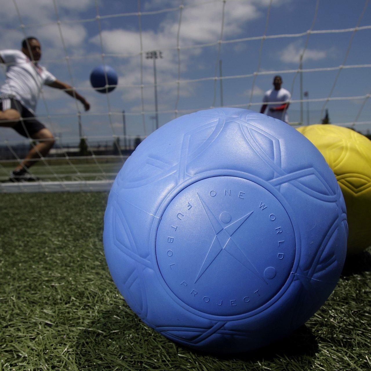 One World Futbol Indestructible Soccer Ball