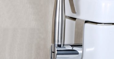 Chrome Handheld Bidet Attachment