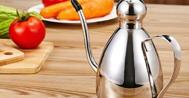 Stainless Steel Olive Oil Vinegar Can Bottle Pot