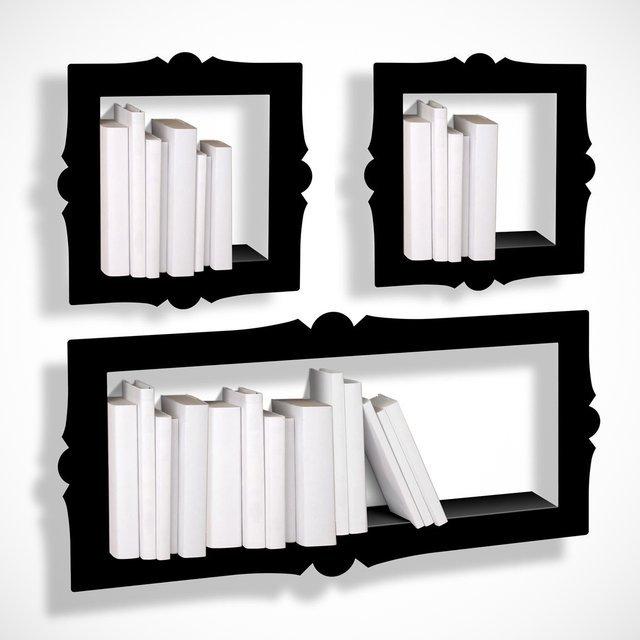 Barok Framed Wall Shelves