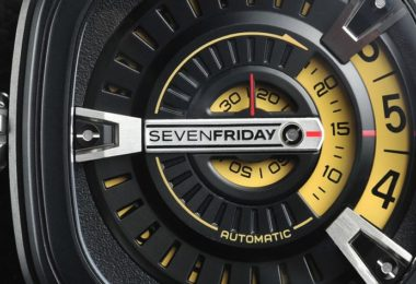 SevenFriday M2 Watch