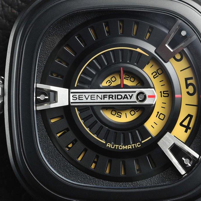 SevenFriday M2 Watch