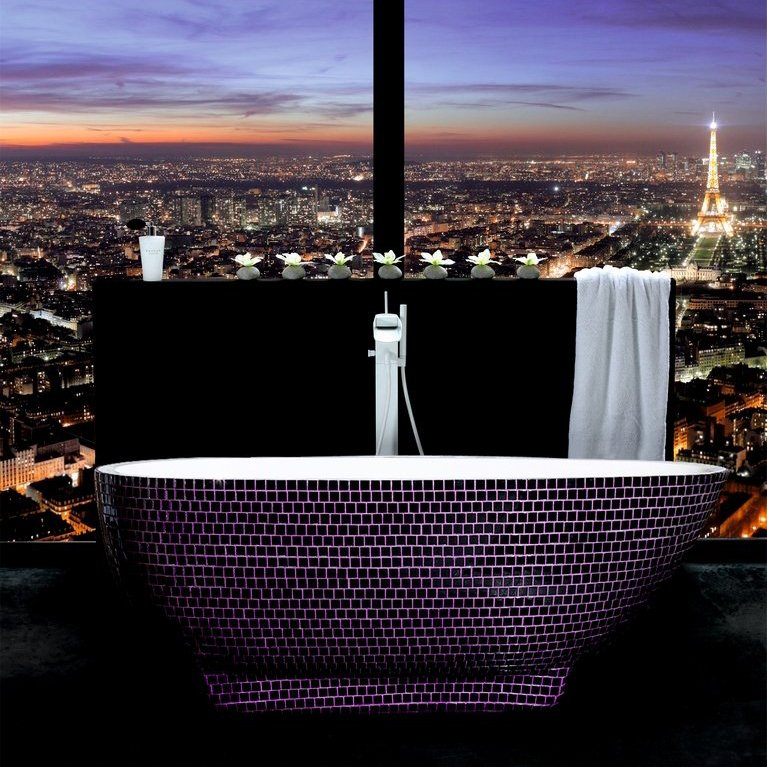 Moulin Rouge Luxury Bathtub by Saikallys