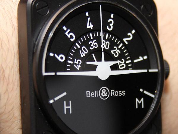 Bell and Ross Aviation BR01 Flight Instruments Men's Watch