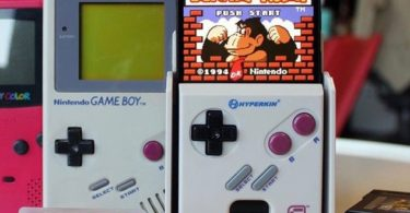 SmartBoy Mobile Device for Game Boy