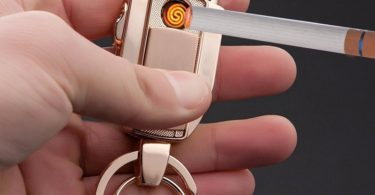 Chargeable Keychain Lighter