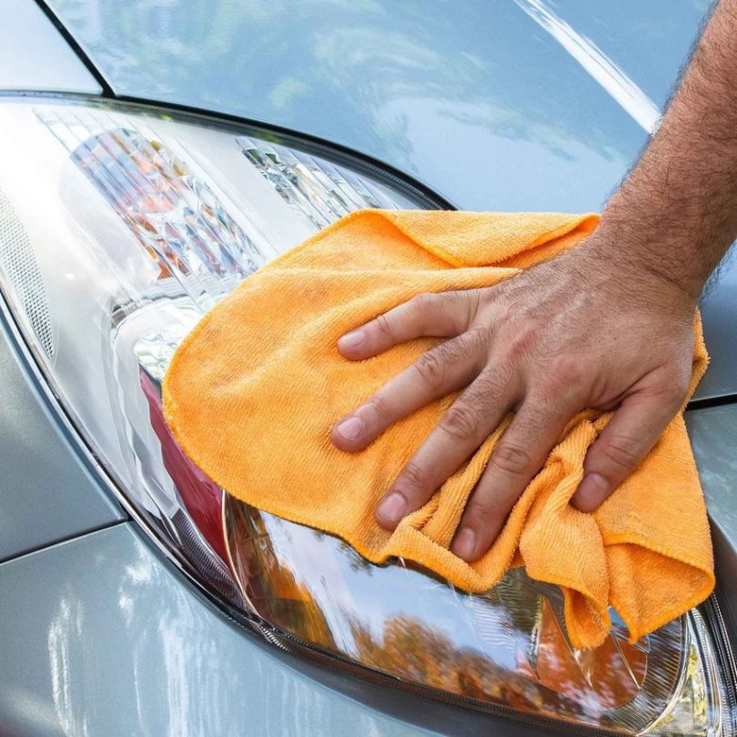 SIDEKICK Mighty Microfiber Towels