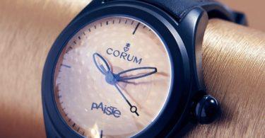 Corum Heritage Bubble Paiste LE Automatic Watch