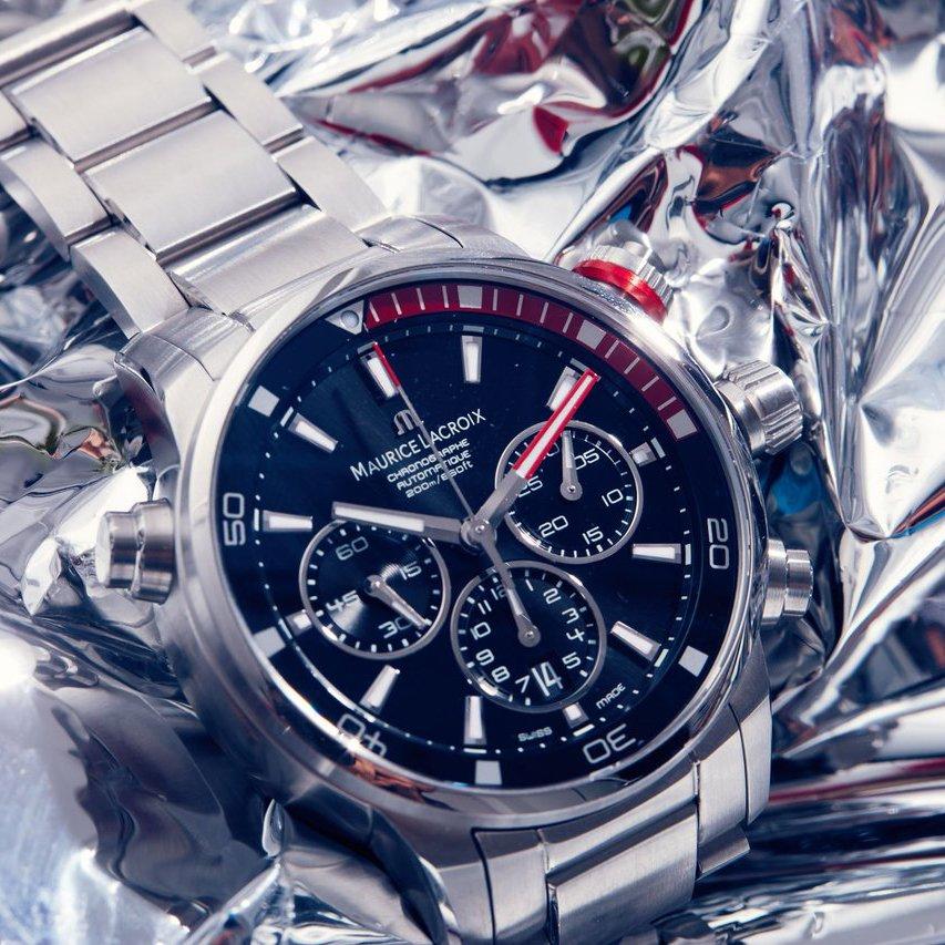 Maurice Lacroix Pontos S Chronograph Automatic Watch