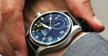 Alpina Startimer Pilot Automatic Watch