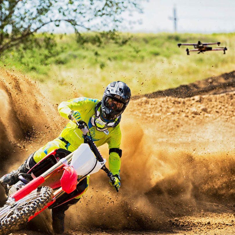 AirDog ADII Follow Me Action Drone