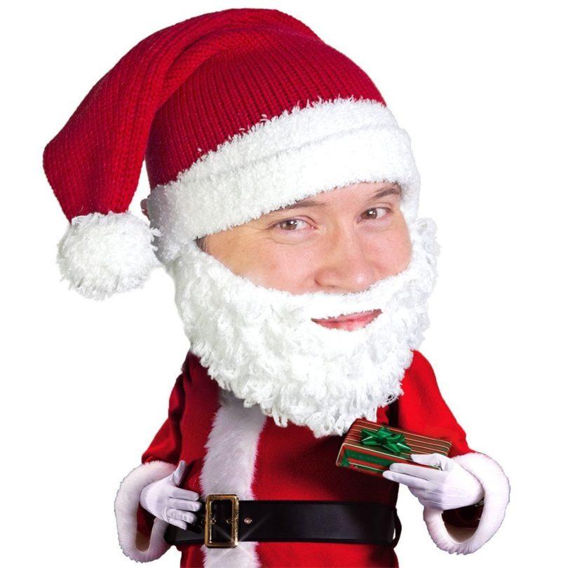 Comfy Santa Beard Head