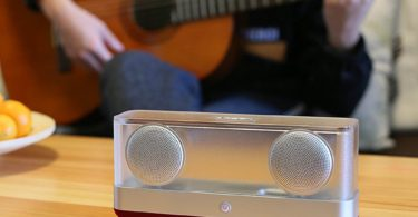 Windbox Transparent Bluetooth 4.2 Speakers