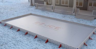 EZ ICE Backyard Ice Rink Kit