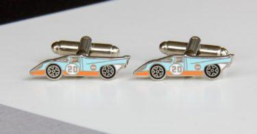 Porsche 917 Cufflinks