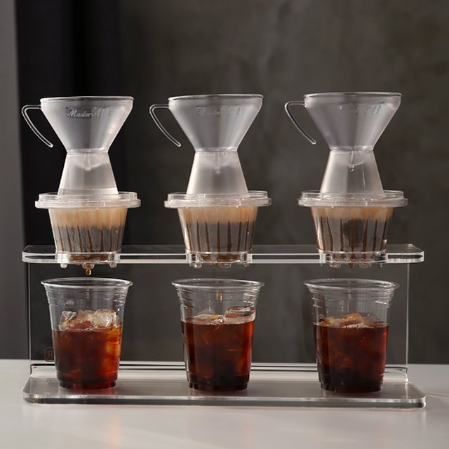 Master A Auto Brewer Pour Over Coffee Dripper
