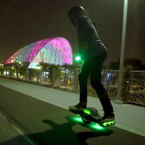 Neon Nitro 8 Self-Balancing Electric Skateboard