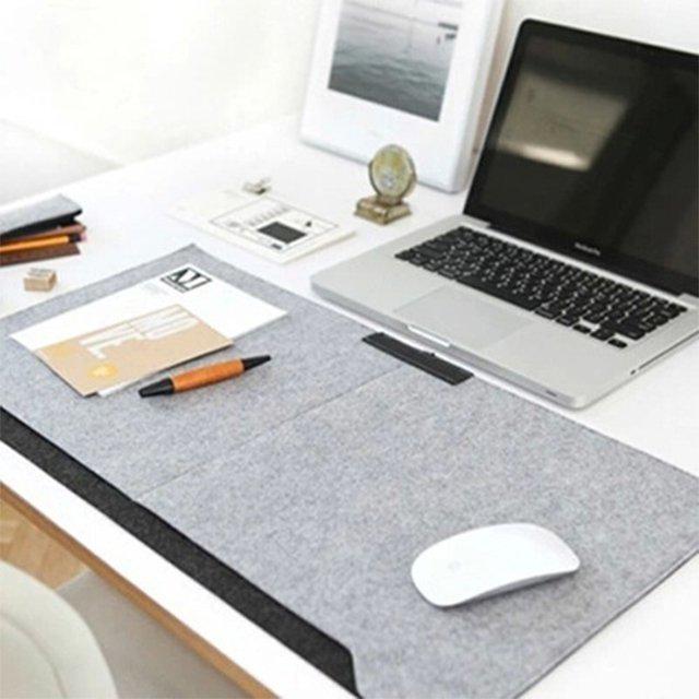 Felt Desk Mat 187 Petagadget