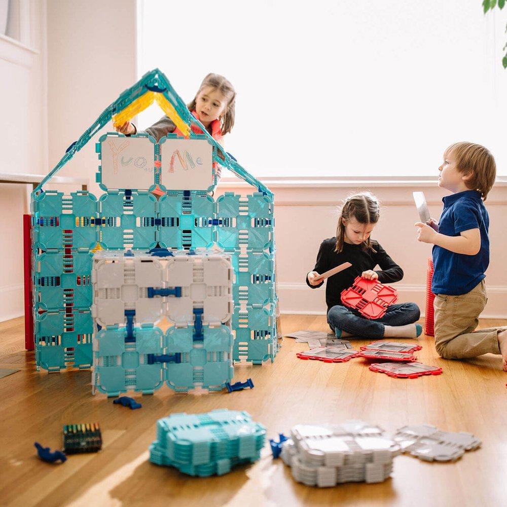 Fort Boards Fort Building Kit