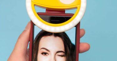 Emoji Selfie Light