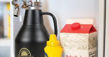 Nostalgia Homecraft Beer Growler