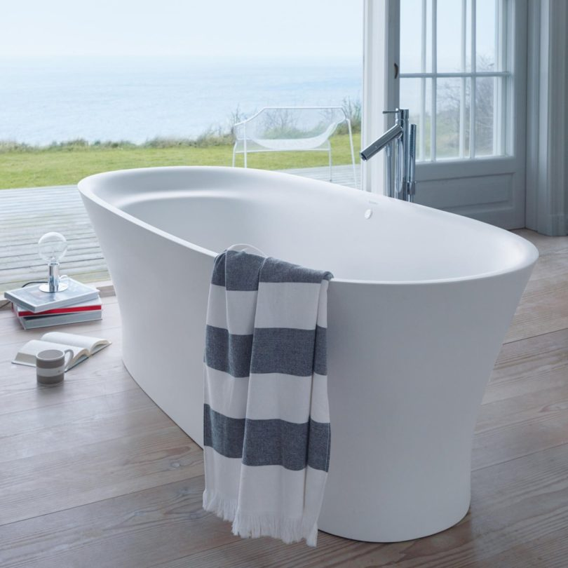 Cape Cod Freestanding Soaker Tub