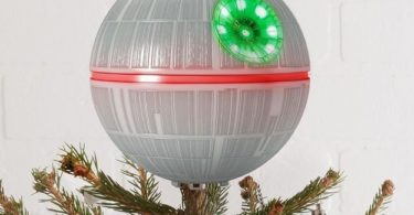 Star Wars Death Star Tree Topper