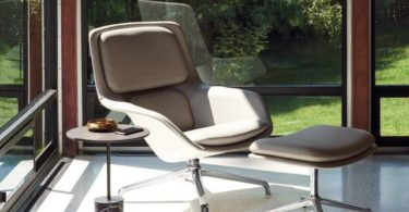 Striad Mid Back Lounge Chair