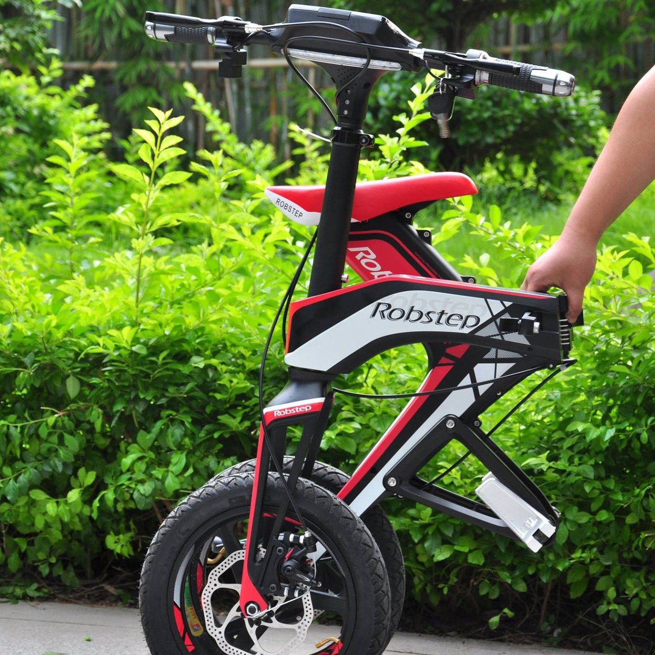 Robstep X1 X1S eBike Scooter