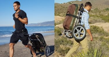 HipStar: The World's Best Hands-Free Travel Cart