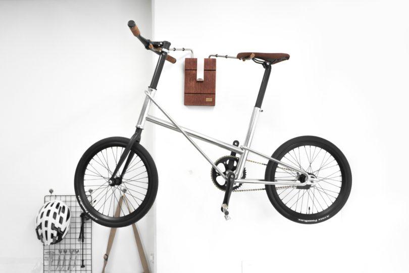 CLEMT Wall-Mount Bike Rack