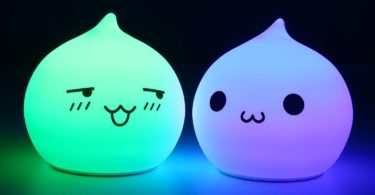 Umiwe Rechargeable Waterdrop Silicone Night Light