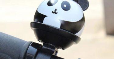 Aluminum Cute Hamster Bike Bell