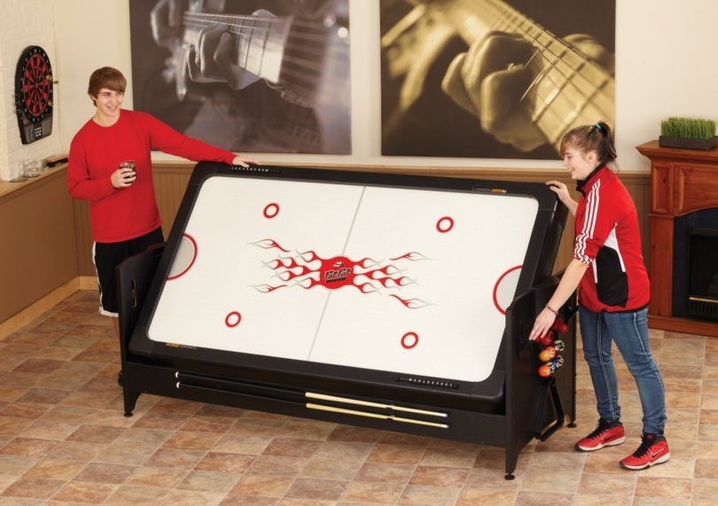 Fat Cat Pockey 7ft 3 In 1 Game Table