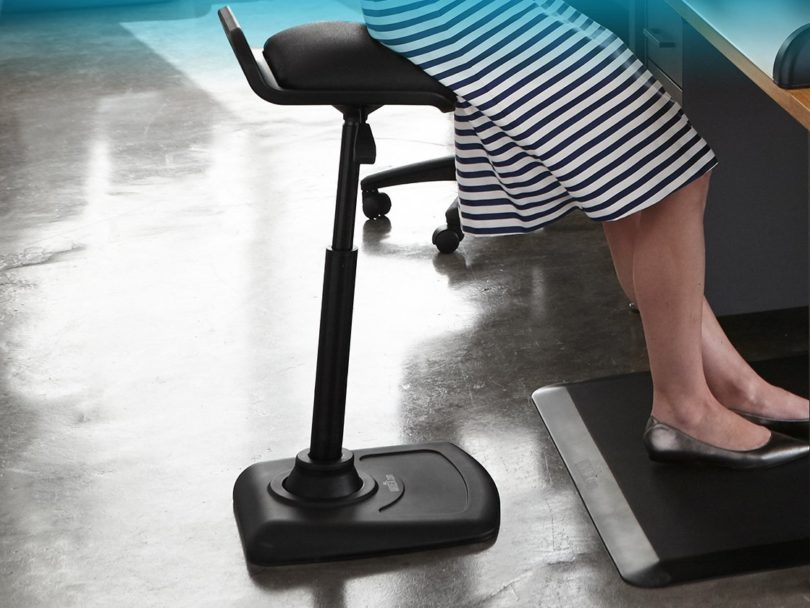 VARIDESK – Adjustable Standing Desk Chair
