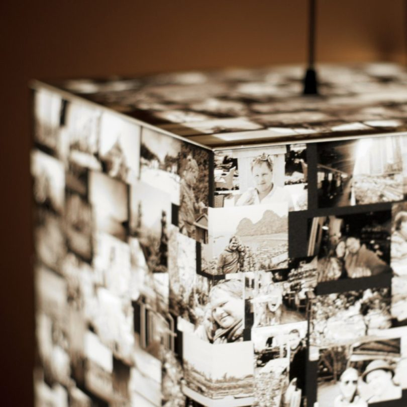 Personalized Light Cube by UNIQCUBE