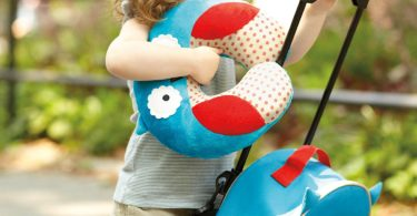 Skip Hop Zoo Little Kid and Toddler Travel Neck Rest