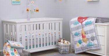 Winnie Pooh Crib Bedding