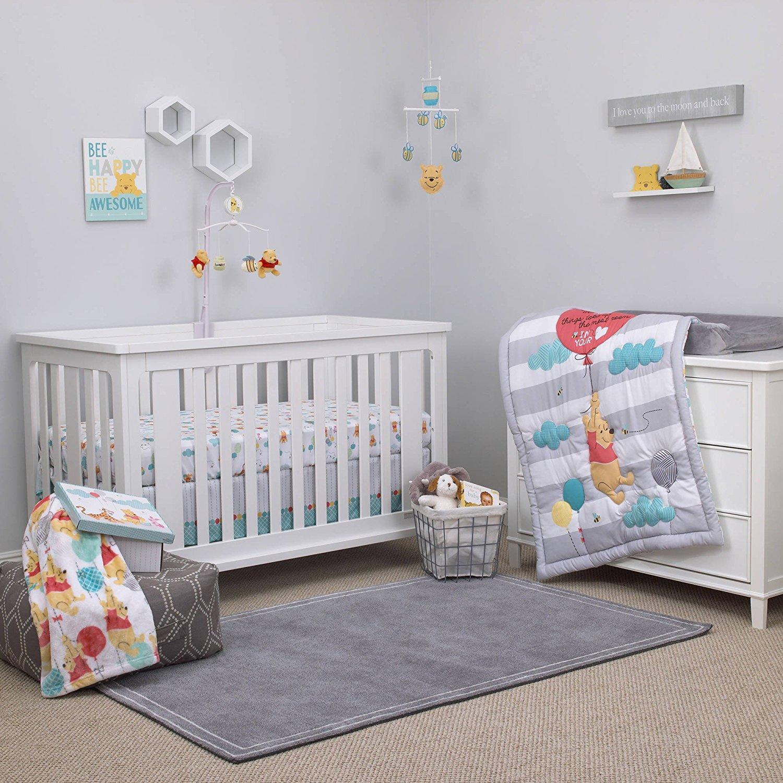 Winnie Pooh Crib Bedding 187 Petagadget