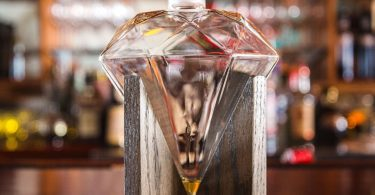 Diamond Liquor Decanter – Scotch Whiskey Decanter